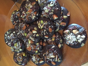 Dark Chocolate Detox Bites